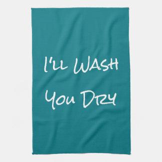 Jag ska tvättar, dig torr 4Spencer Kökshandduk