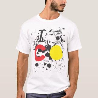 Jag skidar Colorado T Shirts