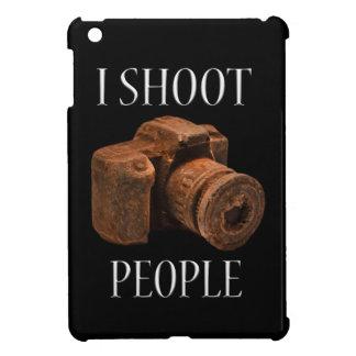Jag skjuter folk det chokladkameraIpad fodral iPad Mini Mobil Skydd