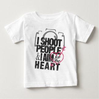Jag skjuter folk fotografiskjortor & hattar t shirt