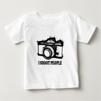 Jag skjuter folk tee shirt