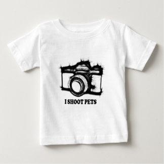 Jag skjuter husdjur t shirts