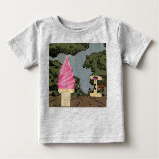 Jag skriker för glass tee shirt
