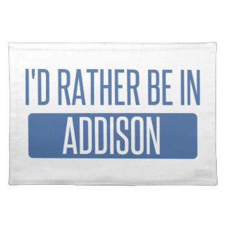 Jag skulle är ganska i Addison Bordstablett