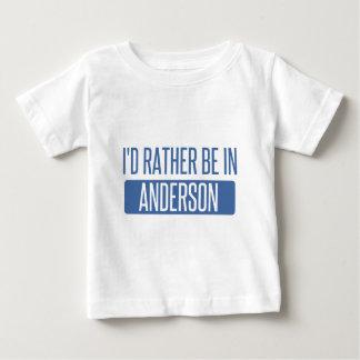 Jag skulle är ganska i andersson tee shirt