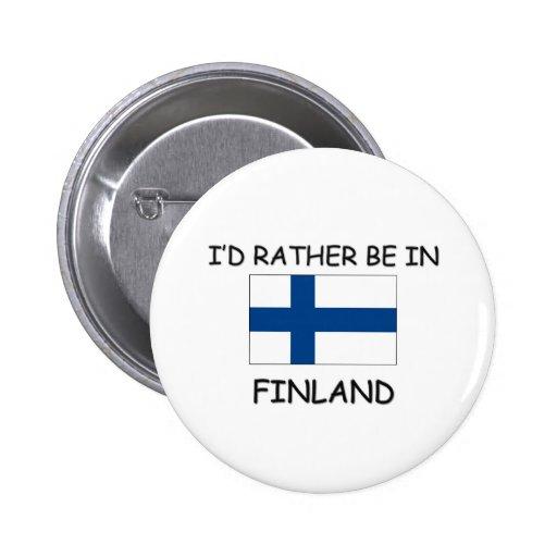 Jag skulle är ganska i Finland Knapp