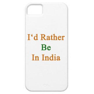 Jag skulle är ganska i Indien iPhone 5 Hud