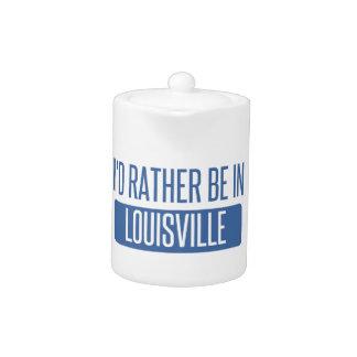 Jag skulle är ganska i Louisville