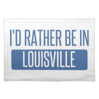 Jag skulle är ganska i Louisville Bordstablett