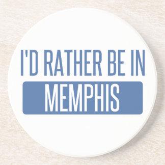 Jag skulle är ganska i Memphis Underlägg Sandsten