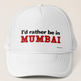 Jag skulle är ganska i Mumbai Truckerkeps