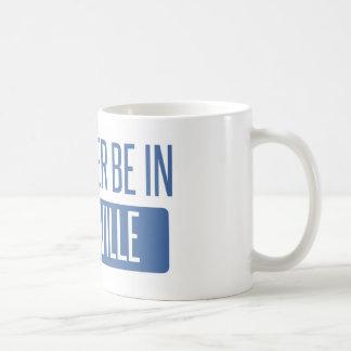 Jag skulle är ganska i Naperville Kaffemugg