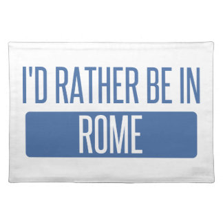 Jag skulle är ganska i Rome Bordstablett