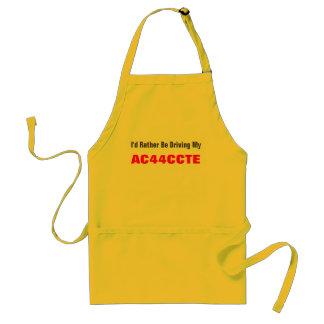 Jag skulle är ganska min körning, AC44CCTE Förkläde