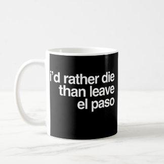 Jag skulle den snarlika matrisen än den lämnaEl Kaffemugg