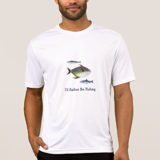 Jag skulle fiskar ganska, tre fiskar, det roliga tröjor