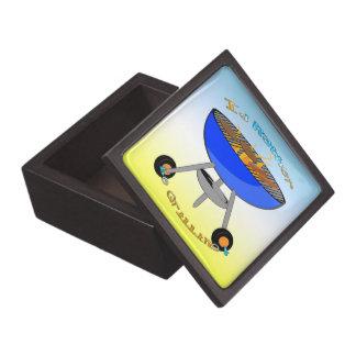Jag skulle grillar ganska den högvärdiga gåvan box premie smyckeskrin