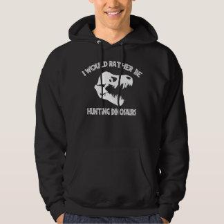 Jag skulle jagar ganska Dinosaurs Sweatshirt