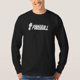 Jag skulle leker ganska Foosball (vit) Tröja