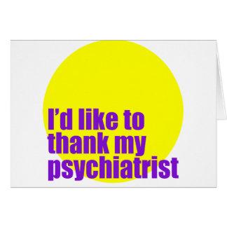 Jag skulle något liknande för att tacka min hälsningskort