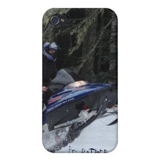 Jag skulle rider ganska iPhone 4 hud