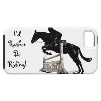 Jag skulle rider ganska! Rid- fodral för iPhone 5 iPhone 5 Skydd