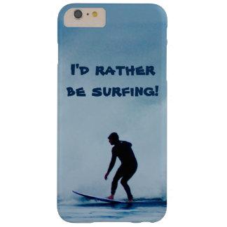 Jag skulle surfar ganska fodral för barely there iPhone 6 plus fodral