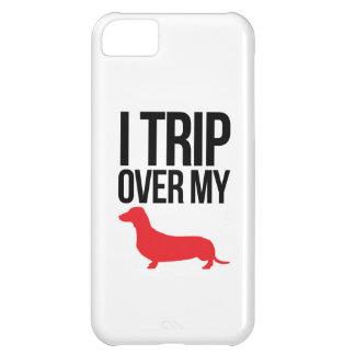 Jag snubblar över mitt fodral för Weiner iPhone 5 iPhone 5C Fodral