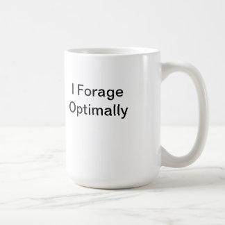 Jag söker efter föda optimalt muggen kaffemugg