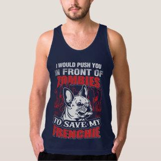 Jag sparar min frenchie tanktop