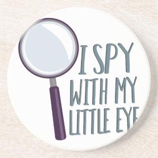 Jag spionerar underlägg