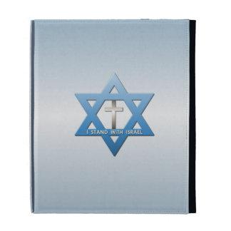 Jag står med den Israel kristenkor