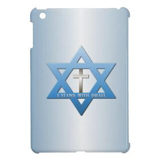 Jag står med den Israel kristenkor iPad Mini Skydd