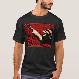 Jag stiger ovanför Blk-skjortan T Shirt
