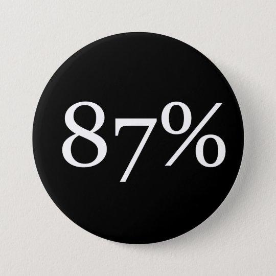 Jag tillhör 87% mellanstor knapp rund 7.6 cm