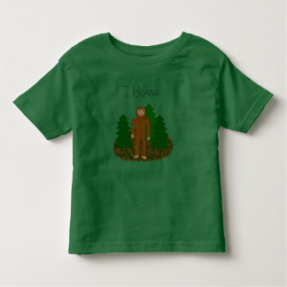 Jag tror - Bigfoot T Shirts