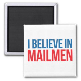 Jag tror i brevbäraremagnet magnet