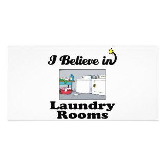 jag tror i tvättstugor anpassingsbara fotokort