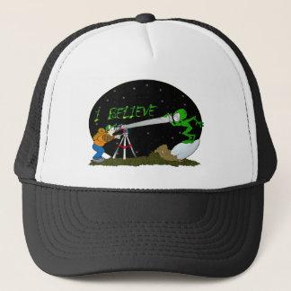 Jag tror…., UFO Truckerkeps