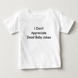 Jag uppskattar inte den döda skjortan för tee shirts