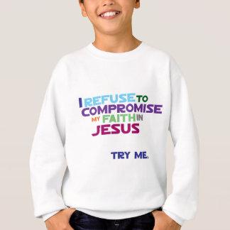 Jag vägrar för att kompromissa! tee shirts
