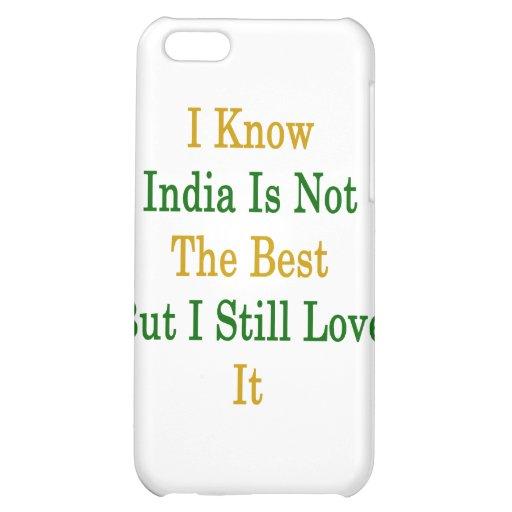 Jag vet att Indien inte är det bäst men jag stilla iPhone 5C Fodral