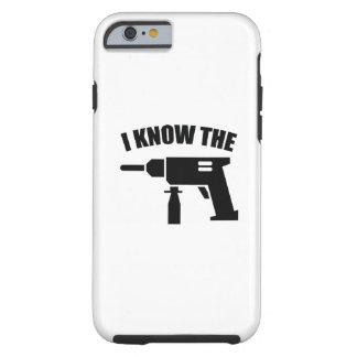Jag vet drillborren tough iPhone 6 case