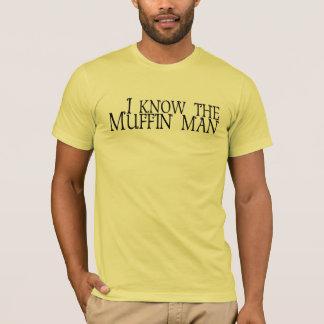 Jag vet muffinmanen t shirt