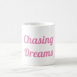 Jaga drömmar kaffemugg