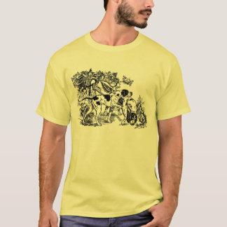 jaga hundar tee shirt