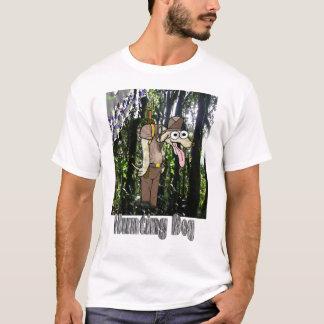 Jaga hunden t-shirt