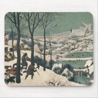 Jägare i snön - januari, 1565 musmattor