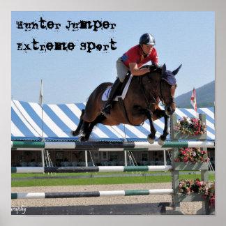 JägareJumperExtreme sport Poster