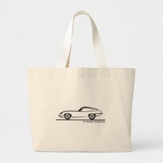 JaguarE-Typ Coupe Jumbo Tygkasse